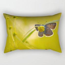 Lovely evening Rectangular Pillow