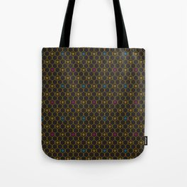 Bee Blossoms Tote Bag