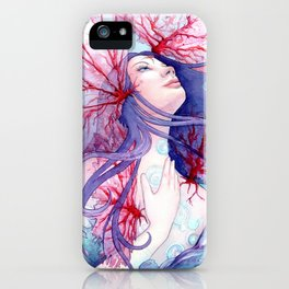 Soul of the Siren iPhone Case