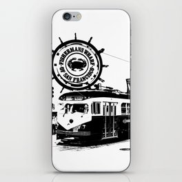Fisherman Wharf, San Francisco iPhone Skin