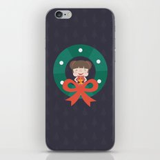 Day 07/25 Advent - Merry Little Christmas iPhone & iPod Skin