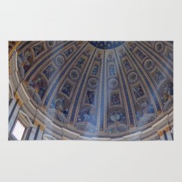 St. Peter's Basilica Rug
