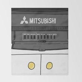Mitsubishi Throw Blanket