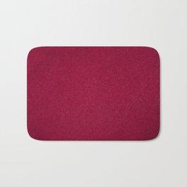 Dark red ragged cardboard texture abstract Bath Mat