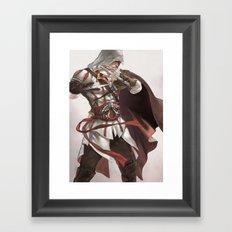AC II Framed Art Print