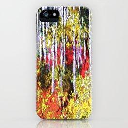 Title: Glorious Colors - digital Silk Screen iPhone Case