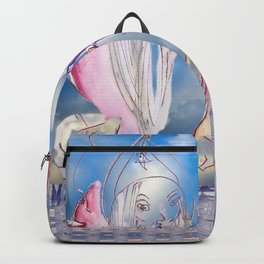 Jester B's Color Magic Backpack