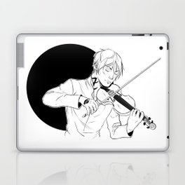 Jem Carstairs Laptop & iPad Skin