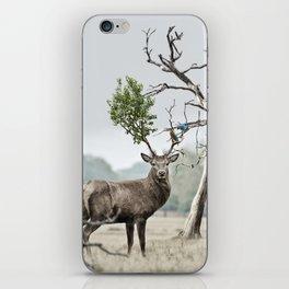 Mystical Deer iPhone Skin