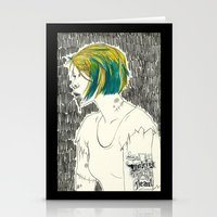 paramore Stationery Cards featuring Waking from the dead by Marconte