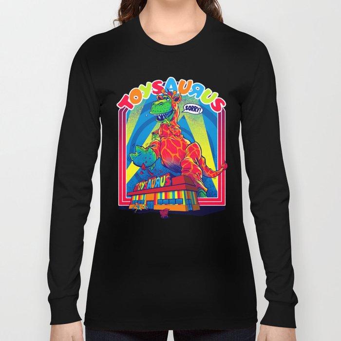 TOYSAURUS Long Sleeve T-shirt