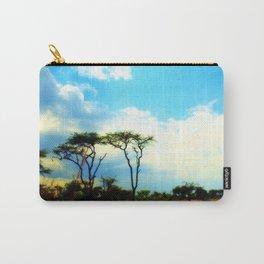rwandan savannah Carry-All Pouch
