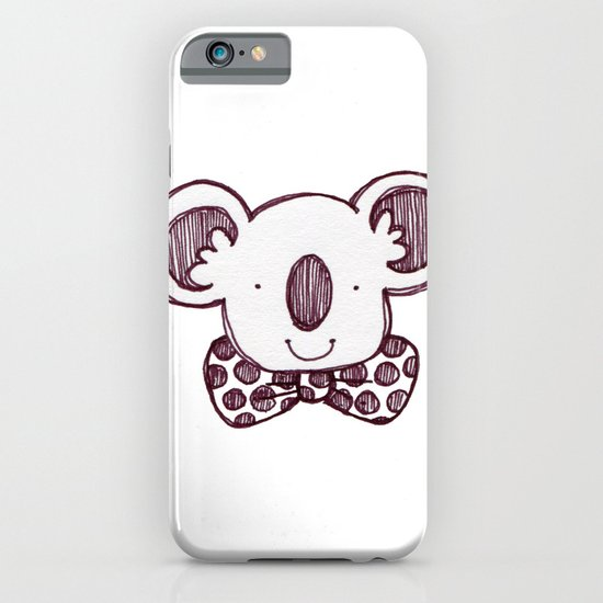 HI I'm a Koala iPhone & iPod Case