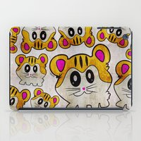 rap iPad Cases featuring Rap Rats by EarlyHuman