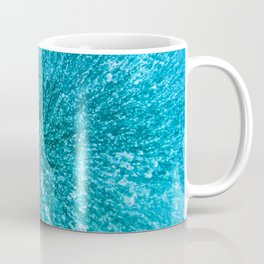 Baikal ice texture Coffee Mug