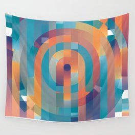 Summer Gradients Wall Tapestry