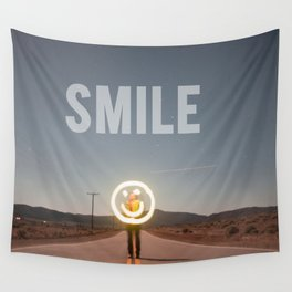 H.S. SMILE Wall Tapestry