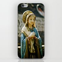 religious iPhone & iPod Skins featuring Religious beauty by Vorona Photography