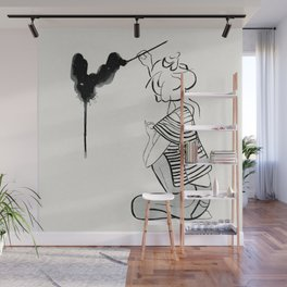 Creative Space Wall Mural