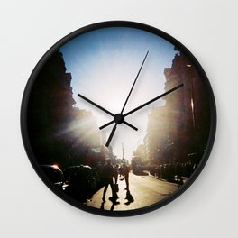 Photo-018 Wall Clock