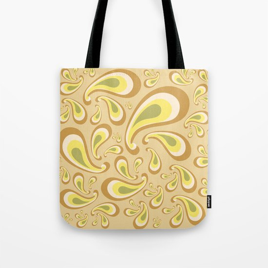 decorative drops Tote Bag