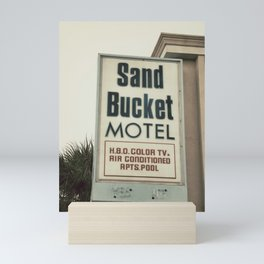 Sand Bucket Mini Art Print