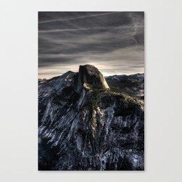 Glacier Point, October 2008 Canvas Print