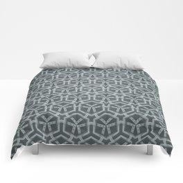 Kaleidoscope 006 Comforters