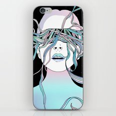 I See My Dreams and Memories Collide iPhone & iPod Skin