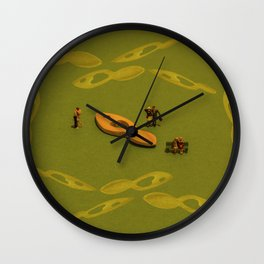 Love Through The Ages Wall Clock