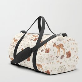 Woodland Friends Duffle Bag