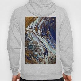Absract Art Painting Hoody