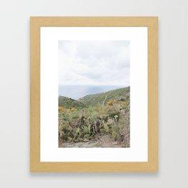 Isola del Giglio Framed Art Print