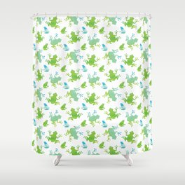 Kva Shower Curtain