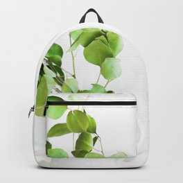 Greenery in a Vase (Color) Backpack
