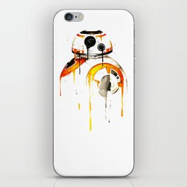 """This is not the droid you are looking for"" iPhone Skin"