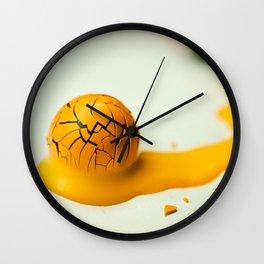 Yowk Wall Clock