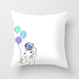 AstroDreams Throw Pillow
