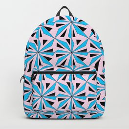 symetric patterns 86-mandala,geometric,rosace,harmony,star,symmetry Backpack