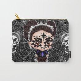 Frida Catrina Carry-All Pouch