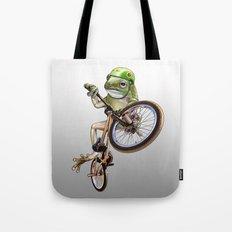 FROG BMX Tote Bag