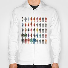 Iron Man - The Pixel Collection Hoody