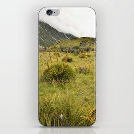 Grassy Landscape iPhone Skin
