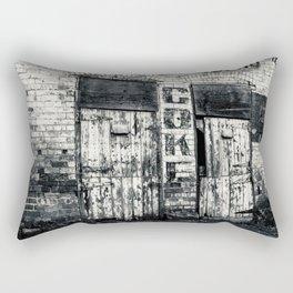 BOIS & CHARBONS Rectangular Pillow