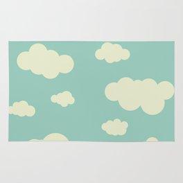 Vintage Clouds Rug