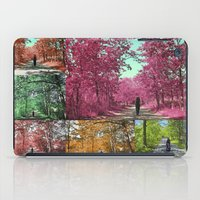 trip iPad Cases featuring Trip by Alexis Morgan