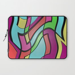 Shake Rattle and Roll Laptop Sleeve