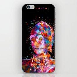c3-p8 iPhone Skin