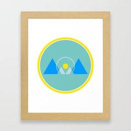 MP soundstyle Framed Art Print