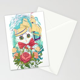 Sailor Kitty Stationery Cards